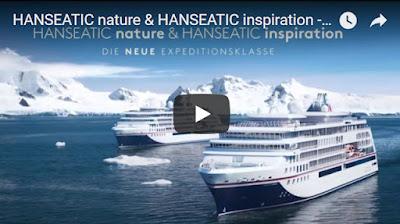 Video - Imagefilm - Neue Expeditionsschiffe von Hapag-Lloyd Cruises