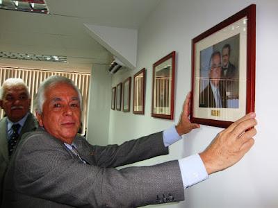 Ex presidente Rubén Áñez