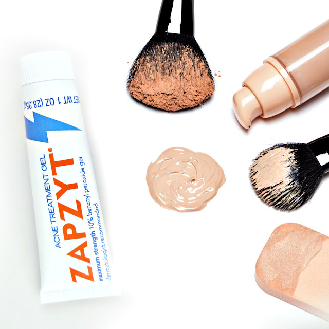 Makeup ingredients that can cause break out by barbies beauty bits