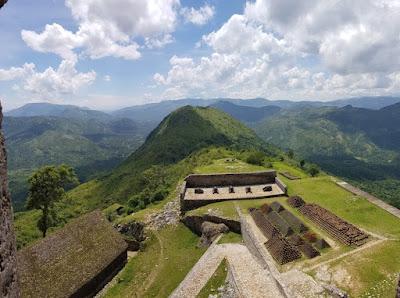 Citadelle laferrière de Haití polvorin