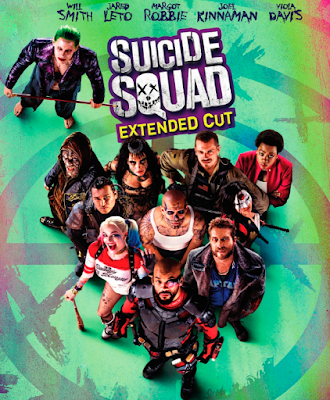 Suicide Squad EXTENDED CUT [2016] [DVD5] [NTSC/R1]