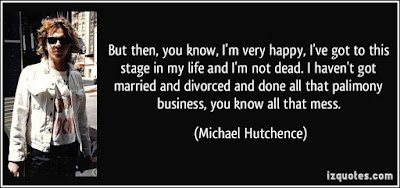 Quotes About Happy Marriage life: But then, you know, I'm very happy, I've got to his stage in my life and I'm not dead.