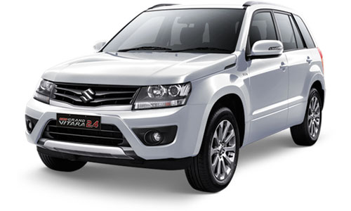 suzuki new grand vitara silver metalik