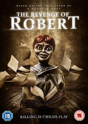 The Revenge Of Robert The Doll 2018 DVD R1 NTSC Sub
