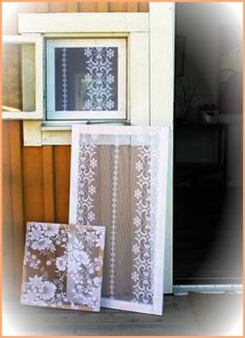 decorar ventana con encajes-eltallerdejazmin