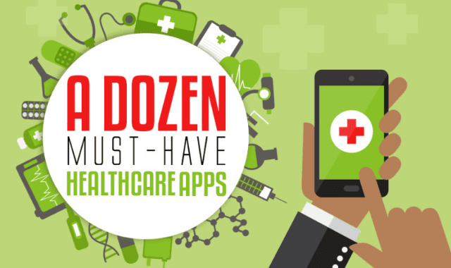 A Dozen Must-Have Medical Apps