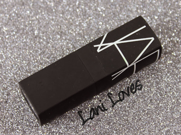 NARS Viva Las Vegas Lipstick Swatches & Review