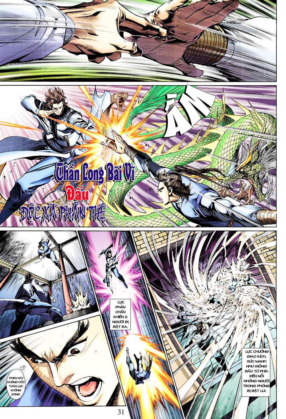 Anh Hùng Xạ Điêu anh hùng xạ đêu chap 35 trang 31