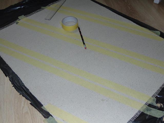 jak odnowić dywanik