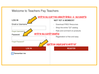 comprar en teacherspayteachers