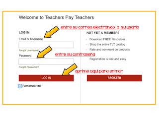 comprar en teacherspayteachers