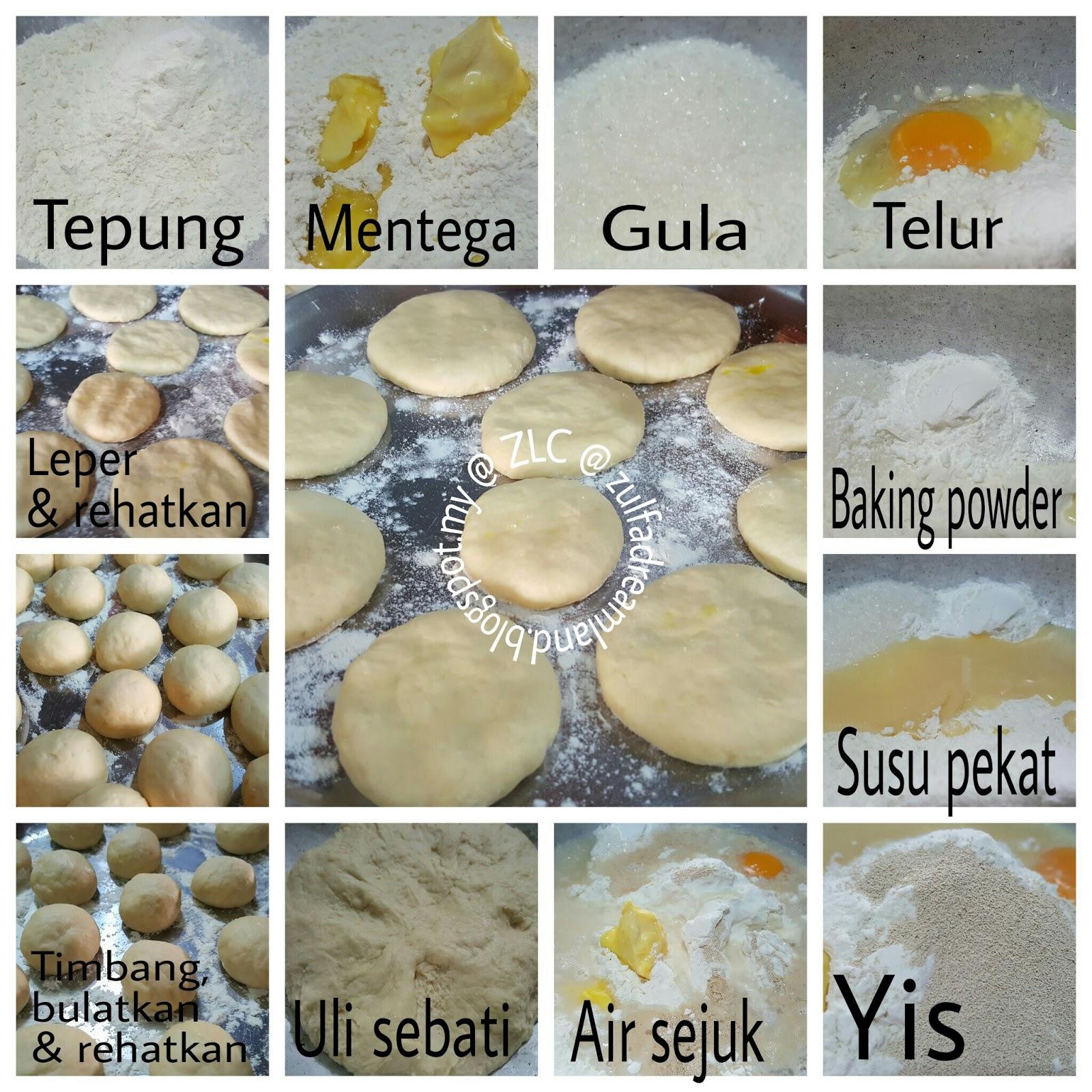 ZULFAZA LOVES COOKING: Roti arab pak tam dan kari ayam makcu