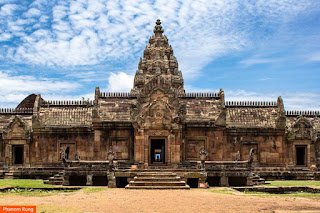 Cover Photo: Phanom Rung