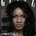 Omotola Jalade-Ekeinde Looks Totally Fierce On The Cover Of Glitz Africa Magazine