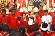 Antar KBS-Ace Daftar, PDIP Bali Kerahkan Ribuan Massa   ,  Deklarasi Mantra-Kerta Diundur