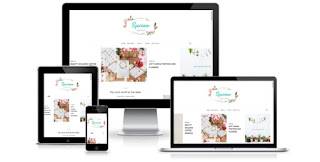 Sparrow responsive blogger templates - themes 2017