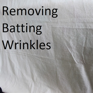 Removing-Batting-Wrinkles-Dryer-Quilting-Tutorial-Tips