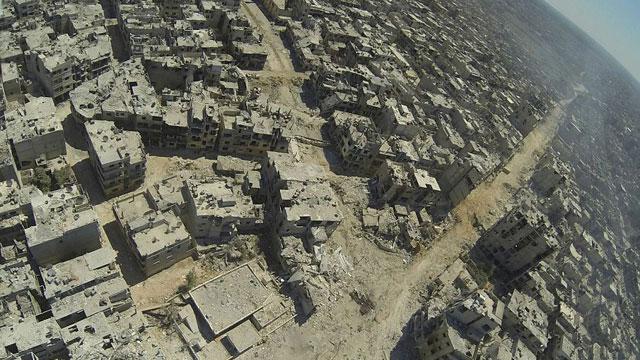Kerugian 7 Tahun Perang Suriah Capai 400 Miliar Dolar AS