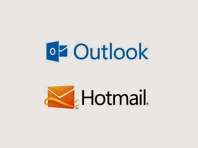 gestiona hotmail con outlook