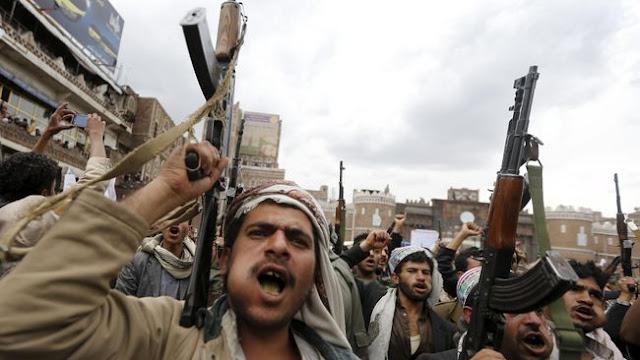 Guna Bangun Stasiun Radio, Syiah Houthi Curi Dana Milik Pemerintah Yaman
