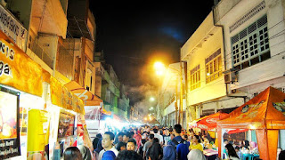 Wisata Malam Di Semarang