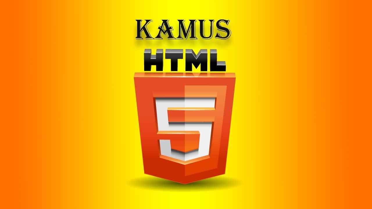 Kamus HTML (HTML Sheet Dictionary)