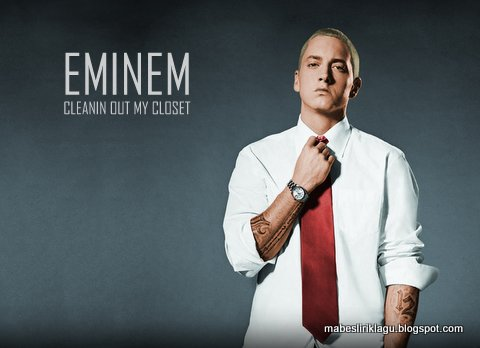Eminem - Cleaning Out My Closet