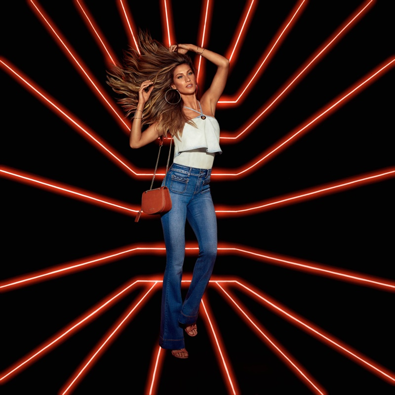 Colcci Spring/Summer 2017 Campaign stars Gisele