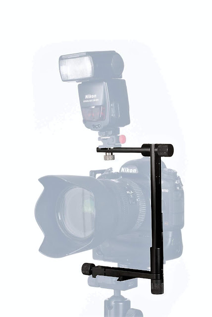 Hejnar FB87B Flash Bracket overview