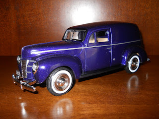 diecast model ford sedan 1940