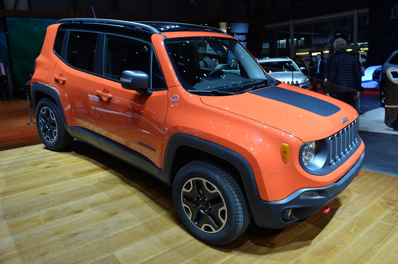 automotiveblogz 2015 jeep renegade trailhawk geneva. Black Bedroom Furniture Sets. Home Design Ideas