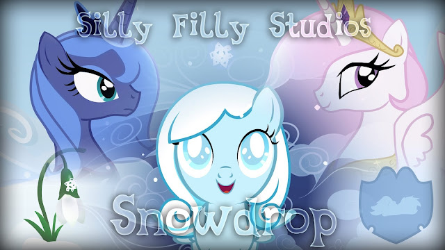 Snowdrop My Little Pony