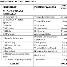 Penerimaan Pegawai Kontrak Pada Badan Layanan Umum Daerah Rumah Sakit Umum Daerah Kabupaten Lombok Utara Tahun 2017