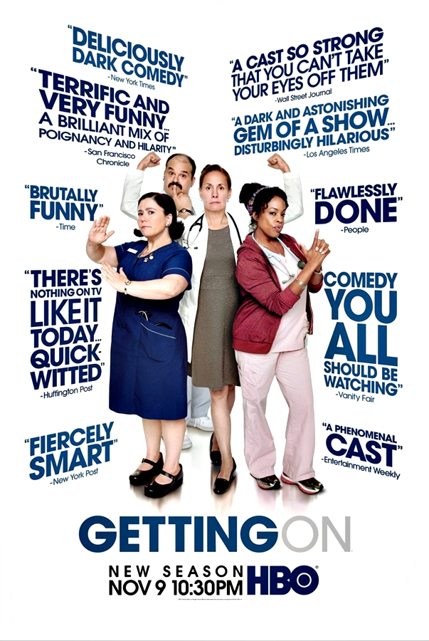 Póster: Getting On (Temporada 2)