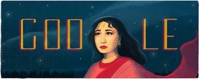#instamag-google-doodle-honours-meena-kumari-on-her-85th-birth-anniversary