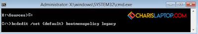 Solusi Memperbaiki Windows Failed to Start