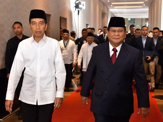 Mengukur Kesaktian 'Sihir' Jokowi dan Strategi Prabowo