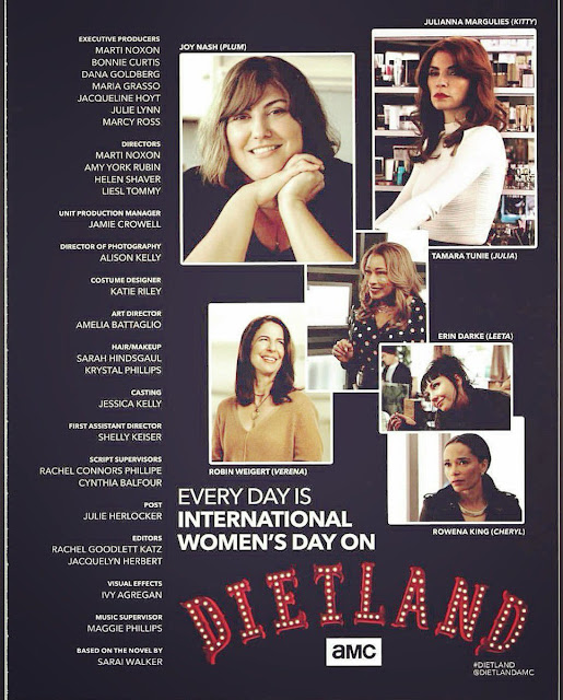 Dietland (2018-) ταινιες online seires oipeirates greek subs