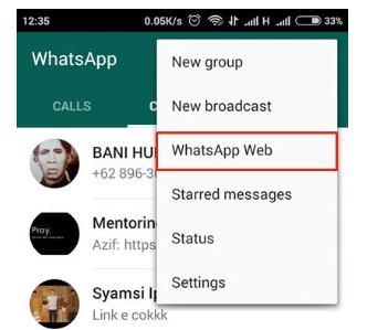 WhatsApp For PC Windows 7/8/10 Terbaru
