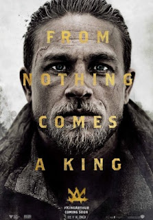 Film King Arthur: Legend Of Sword 2017 di Bioskop