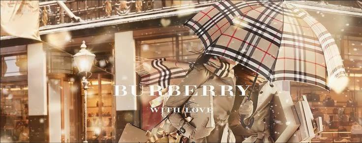 Brytyjska kratka firmy Burberry