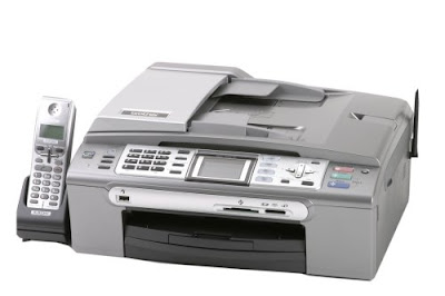in Digital Answering Machine holds upward to  Brother Printer MFC-845CW Driver Downloads