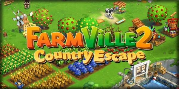 تنزيل لعبة FarmVille2 للاندرويد والايفون والكمبيوتر