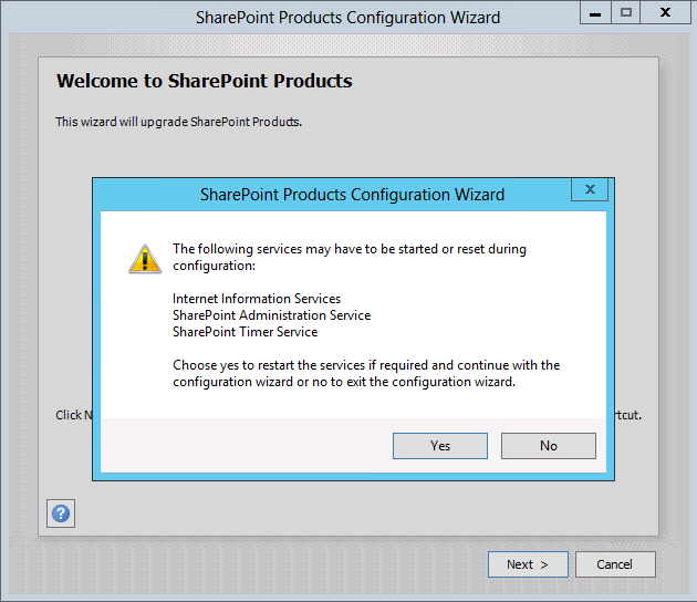 sharepoint 2013 patch installation step by step