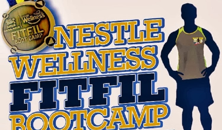 I'm joining the Nestlé Wellness Fitfil Boot Camp - MOA (Updated)
