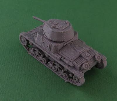 Carro armato M14/41 picture 2