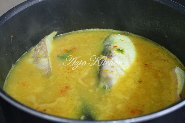 Masak Tempoyak Ikan Patin Resepi Asli Temerloh