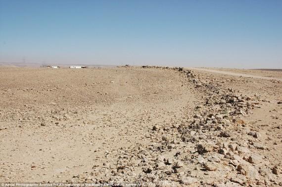 Misteri Lingkaran Besar Di Timur Tengah