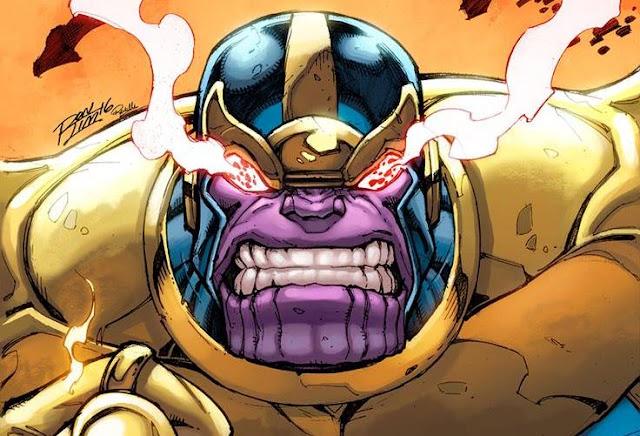 Kekuatan Thanos, Musuh Terkuat Avengers yang Paling Berbahaya