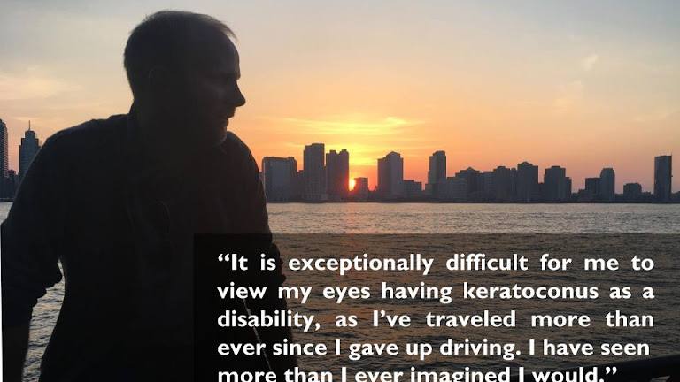 Keratoconus and How it Helped Me See